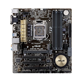 ASUS Motherboard Socket LGA1150 [H97M-PLUS] - Motherboard Intel Socket LGA1150